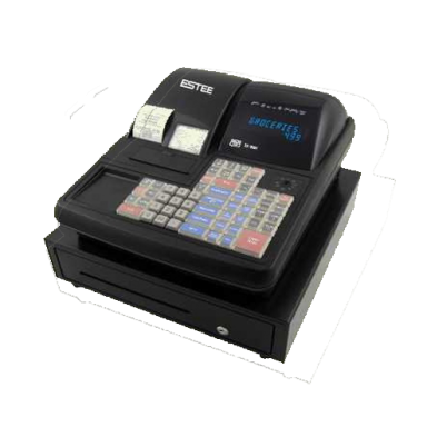 Electronic Cash Register ES-2500
