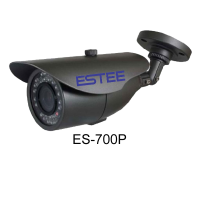 Weather proof Color IR Camera ES-700P